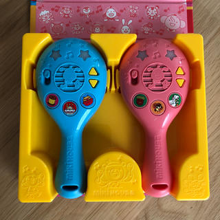 ミキハウス(mikihouse)のミキハウス  マラカス(楽器のおもちゃ)
