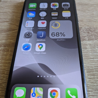 アイフォーン(iPhone)のジャンク iPhoneXS 256GB SIMフリー(スマートフォン本体)