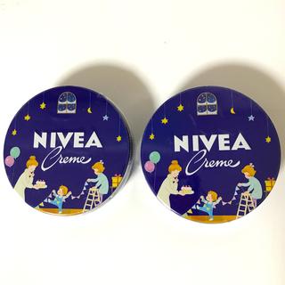 ニベア 青缶 限定缶 大缶