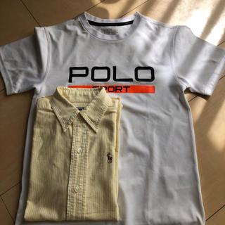 ポロラルフローレン(POLO RALPH LAUREN)の子供用,シャツとTシャツ(その他)