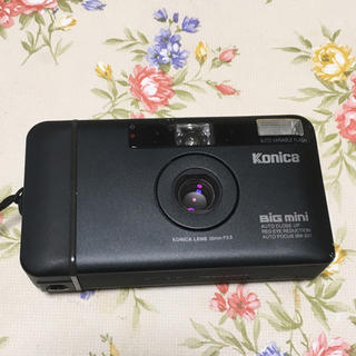 Konica big mini auto focus bm-301