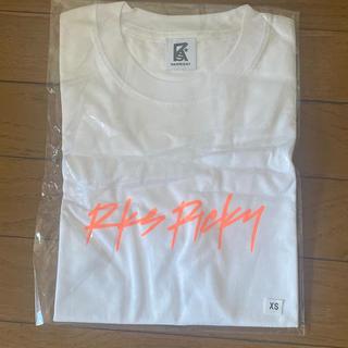 RKS RICKY リクスリッキーsea front (orange)(Tシャツ/カットソー(半袖/袖なし))