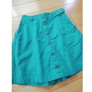 ポンポネット(pom ponette)の短パンスカート 140(スカート)