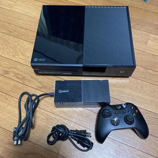 エックスボックス(Xbox)のXbox One 500G  Day One エディション(家庭用ゲーム機本体)