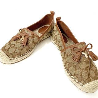 コーチ(COACH)の新品 コーチ(ローファー/革靴)