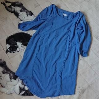 ビューティアンドユースユナイテッドアローズ(BEAUTY&YOUTH UNITED ARROWS)のパフ袖変形チュニック(チュニック)