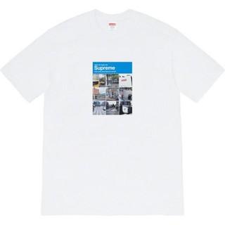 シュプリーム(Supreme)の20aw supreme verify tee white medium(Tシャツ/カットソー(半袖/袖なし))