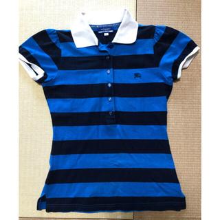 バーバリーブルーレーベル(BURBERRY BLUE LABEL)の専用 バーバリー  2枚セット ポロシャツ ゴルフにも^ - ^(ポロシャツ)