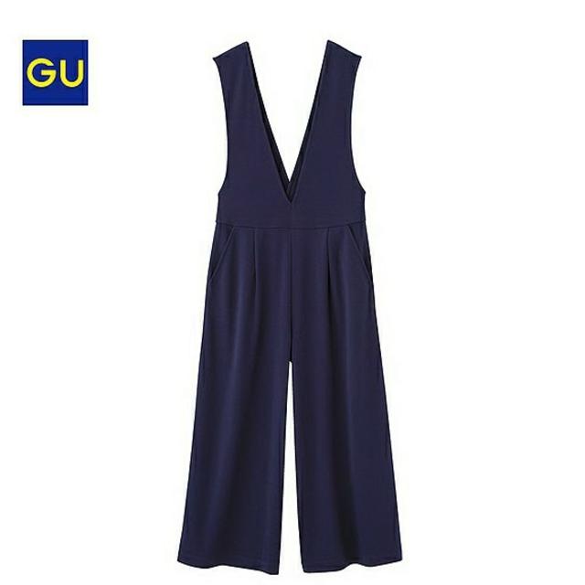 GU(ジーユー)のGUコンビネゾン fifthエレンディークRay BEAMSナノユニバースKBF レディースのパンツ(オールインワン)の商品写真