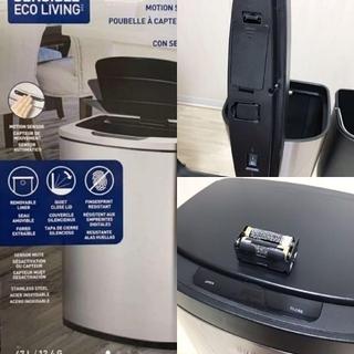 コストコ(コストコ)のEKO コストコ 自動開閉 センサー付き ゴミ箱 大容量 47L(ごみ箱)