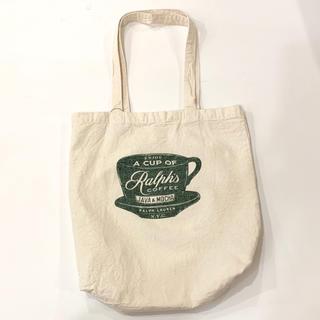 ポロラルフローレン(POLO RALPH LAUREN)の新品Ralph's Coffee ラルフズコーヒー トートバッグ ラルフローレン(トートバッグ)