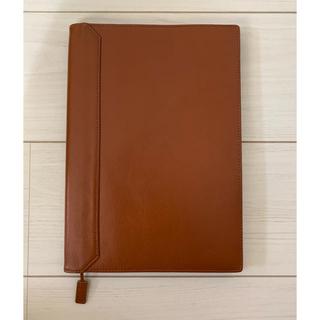 ビジネスレザーファクトリー 牛本革 B5ノートカバー(ブックカバー)