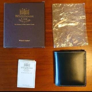 ホワイトハウスコックス(WHITEHOUSE COX)のホワイトハウスコックス コンパクトウォレット(折り財布)