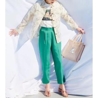 エージーバイアクアガール(AG by aquagirl)のエージー バンビ柄シアーシャツ(シャツ/ブラウス(長袖/七分))