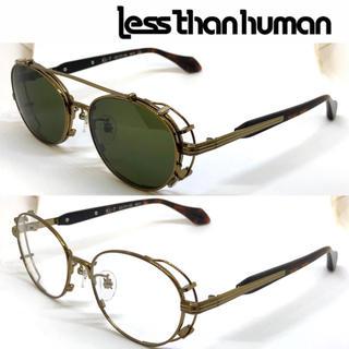 レスザンヒューマン(LESS THAN HUMAN)のless than human レスザンヒューマン フレーム KL-7 9610(サングラス/メガネ)