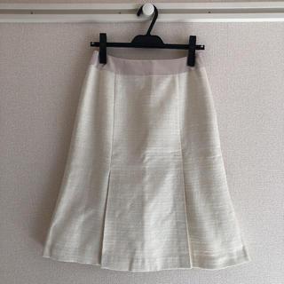 ハナエモリ(HANAE MORI)のPRIMATTIVO スカート(ひざ丈スカート)
