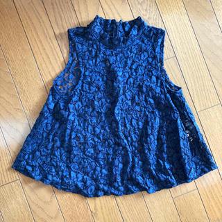 アンドクチュール(And Couture)のアンドクチュール♡レーストップス(カットソー(半袖/袖なし))