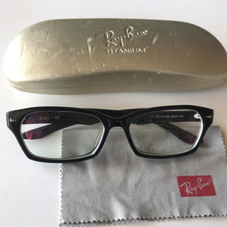 レイバン(Ray-Ban)の売り尽くし!RayBan レイバン 眼鏡 RB5130 2000(サングラス/メガネ)