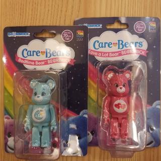 メディコムトイ(MEDICOM TOY)のbe@rbrick care bears 100% 2体(キャラクターグッズ)