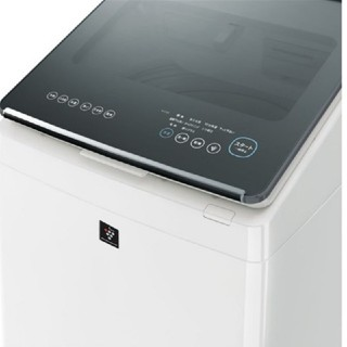 シャープ(SHARP)の【新品】シャープ洗濯乾燥機ES-PW11D 11kg(洗濯機)