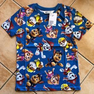 エイチアンドエム(H&M)のH&M パウパトロール Tシャツ(Tシャツ/カットソー)