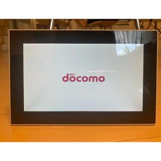 エヌティティドコモ(NTTdocomo)のdocomo フォトパネル06 regza tv(テレビ)