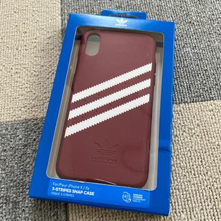 アディダス(adidas)のadidas iphoneXS ケース(iPhoneケース)