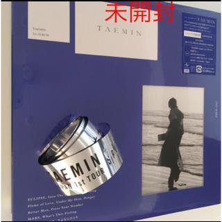 シャイニー(SHINee)のSHINee テミン  TAEMIN  FC限定盤 未開封(K-POP/アジア)