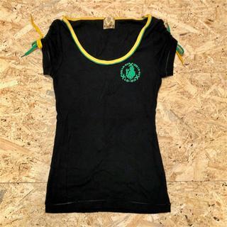 エルビーゼロスリー(LB-03)の美品 LB-03 Tシャツ フリーサイズ ブラック レディース HY50(Tシャツ(半袖/袖なし))