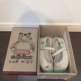 カンペール(CAMPER)の【値下げしました】CAMPER FOR KIDS 箱付き(スニーカー)