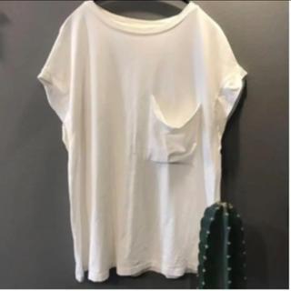 エンフォルド(ENFOLD)のENFOLD エンフォルド トップス Tシャツ カットソー ブラウス(Tシャツ(半袖/袖なし))