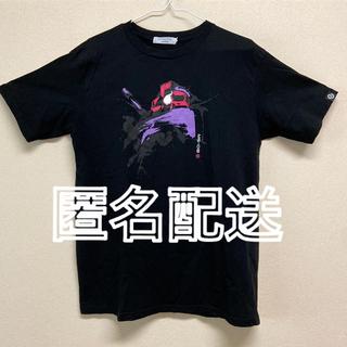 バンダイ(BANDAI)のSTRICT-G JAPAN 『機動戦士ガンダム』筆絵Tシャツ ドム柄 (Tシャツ/カットソー(半袖/袖なし))