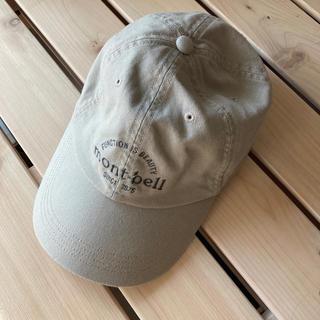 モンベル(mont bell)のキャップ  帽子  montbell  モンベル(キャップ)