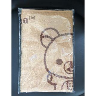 サンエックス(サンエックス)のコリラックマ タオル 30×80cm 非売品 未開封 送料込(タオル/バス用品)