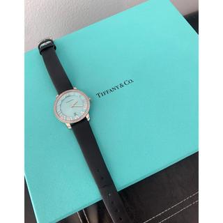 ティファニー(Tiffany & Co.)のティファニー 腕時計 レディース アトラス ダイヤ Tiffany (腕時計)