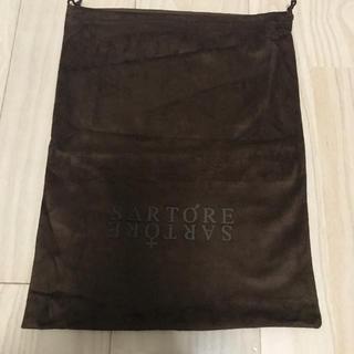 サルトル(SARTORE)の新品⭐︎サルトル 靴袋(ショップ袋)