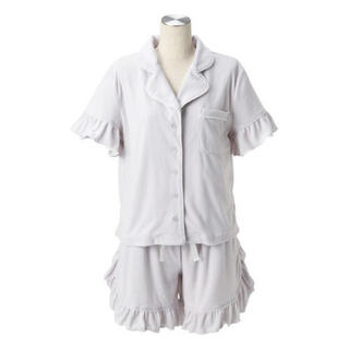 Francfranc - サマー パジャマ フリル 上下セット