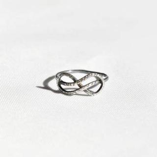 ラルクアンシエル(L'Arc~en~Ciel)のgunda ETERNITY RING 3号 Hyde着用🌈  新品未使用☘(リング(指輪))