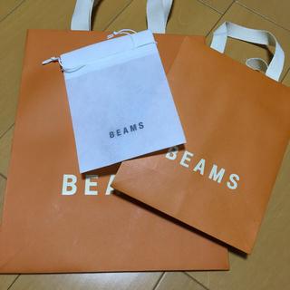 ビームス(BEAMS)のBEAMS ショップバッグ(ショップ袋)
