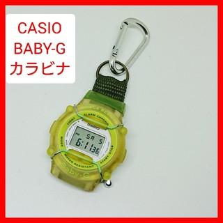 Baby-G - CASIO Baby-G BG-301 カラビナ ストップウォッチ 電池交換