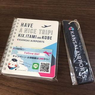 ☆レア商品☆ 大阪国際空港グランドオープン記念品(航空機)