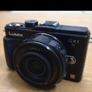 Panasonic - 美品 Panasonic LUMIX GX1 レンズキット