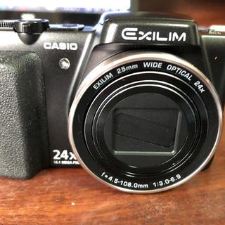 カシオ(CASIO)の☆アキラ様☆CASIO EXILIM EX-H60BK(コンパクトデジタルカメラ)