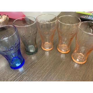 コカコーラ(コカ・コーラ)のコカコーラ グラス(グラス/カップ)