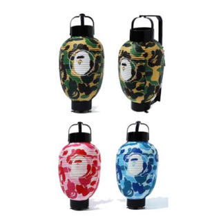 アベイシングエイプ(A BATHING APE)のBape CAMO Lantern 灯籠 (その他)
