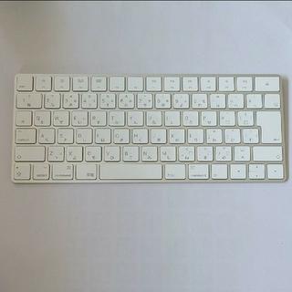 マック(Mac (Apple))のワイヤレスキーボード Apple Keyboard2(PC周辺機器)
