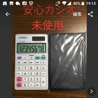 CASIO - カシオ CASIO電卓未使用