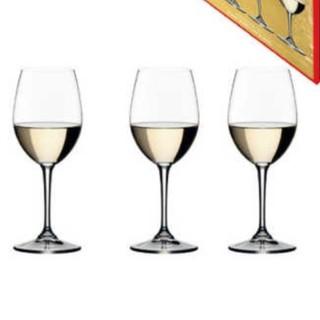 リーデル(RIEDEL)のリーデル 3個 ワイングラス BRAVISSIMO セット  白ワイン(グラス/カップ)