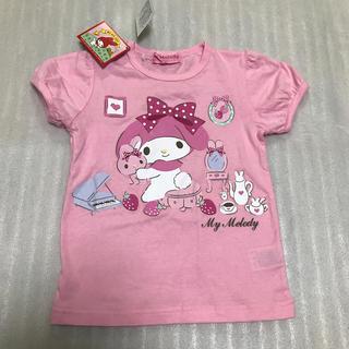 マイメロディ(マイメロディ)の110センチ マイメロTシャツ(Tシャツ/カットソー)