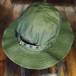 ダブルアールエル(RRL)の80's US Army Reversible Sun Hat(ハット)